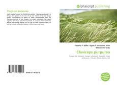 Portada del libro de Claviceps purpurea