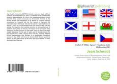 Jean Schmidt kitap kapağı