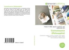 Couverture de Connaissance (Philosophie)