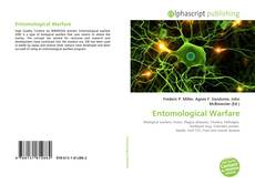 Bookcover of Entomological Warfare