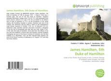 Обложка James Hamilton, 5th Duke of Hamilton