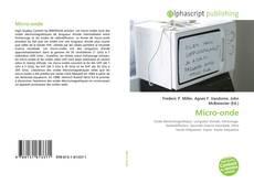 Copertina di Micro-onde