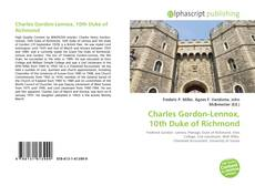 Portada del libro de Charles Gordon-Lennox, 10th Duke of Richmond