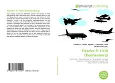 Bookcover of Fieseler Fi 103R (Reichenberg)