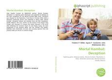 Bookcover of Mortal Kombat: Deception