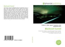 Blackwall Tunnel的封面