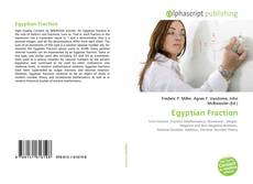 Bookcover of Egyptian Fraction