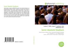 İzmir Atatürk Stadium kitap kapağı