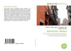 Buchcover von Dorchester, Boston