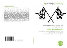 Juha Kankkunen kitap kapağı