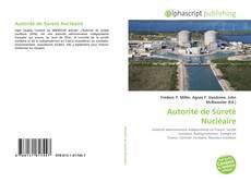 Couverture de Autorité de Sûreté Nucléaire