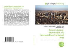 Обложка Denver-Aurora-Broomfield, CO Metropolitan Statistical Area