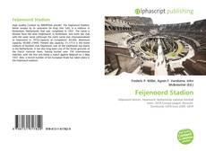 Bookcover of Feijenoord Stadion