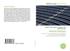 Bookcover of Detroit Olympia