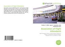 Bookcover of Association of Flight Attendants