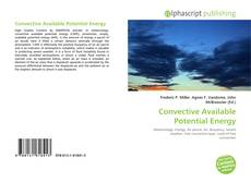 Convective Available Potential Energy kitap kapağı