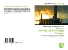 Capa do livro de Usine de Retraitement de la Hague