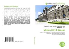 Bookcover of Megan Lloyd George