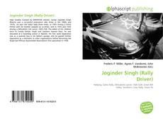 Borítókép a  Joginder Singh (Rally Driver) - hoz