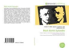 Bookcover of Black Butler Episodes