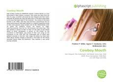 Обложка Cowboy Mouth