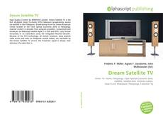 Capa do livro de Dream Satellite TV