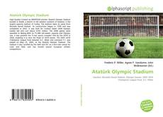Atatürk Olympic Stadium kitap kapağı