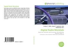 Borítókép a  Digital Radio Mondiale - hoz