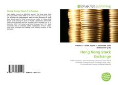 Bookcover of Hong Kong Stock Exchange