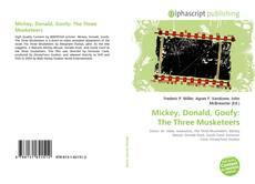 Copertina di Mickey, Donald, Goofy: The Three Musketeers
