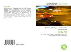 Buchcover von Body Kit