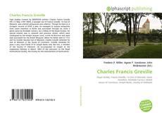 Couverture de Charles Francis Greville