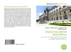 Buchcover von Charles Grey (British Army Officer)