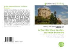 Bookcover of Arthur Hamilton-Gordon, 1st Baron Stanmore