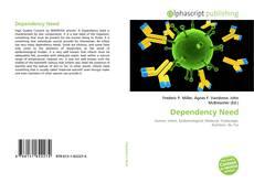 Buchcover von Dependency Need