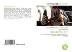 Обложка Continental Tire