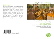 Bookcover of Jacob Jensen