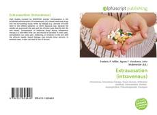 Bookcover of Extravasation (intravenous)