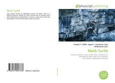 Copertina di Mock Turtle