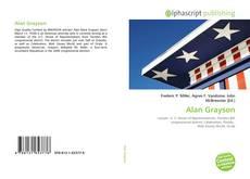 Capa do livro de Alan Grayson