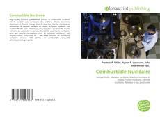 Обложка Combustible Nucléaire