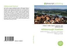 Buchcover von Hillsborough Stadium