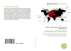 Copertina di Economy of East Asia