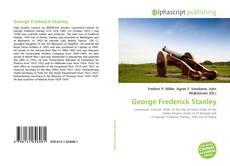 Buchcover von George Frederick Stanley