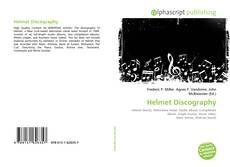 Bookcover of Helmet Discography