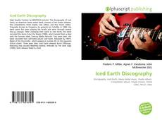 Bookcover of Iced Earth Discography