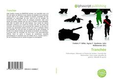 Bookcover of Tranchée