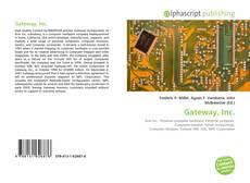 Gateway, Inc. kitap kapağı