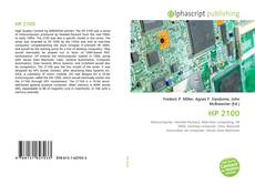 Bookcover of HP 2100
