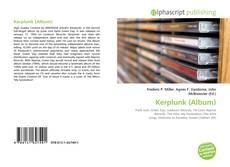 Buchcover von Kerplunk (Album)